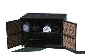 outdoor wicker storage cabinet all weather wicker outdoor storage cabinet purchasing souring agent