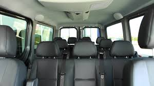 nissan van 12 passenger 2013 sprinter passenger van review youtube