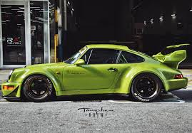 rwb porsche grey rwb uk raut welt begriff united kingdom profusion customs