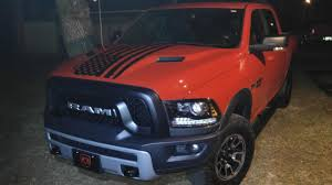 jeep hood stickers hood decal ram rebel forum
