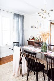 dining room makeover pictures our holiday dining room makeover the sweetest occasion