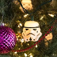 wars stormtrooper string lights thinkgeek
