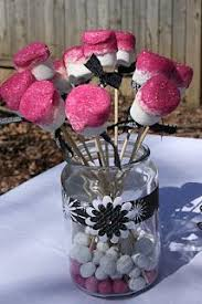 Pink And Black Sweet 16 Decorations Black Pink U0026 White Birthday Party Ideas Pink Black Sweet