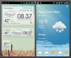 best android weather widget which is the best android weather widget for you techclones