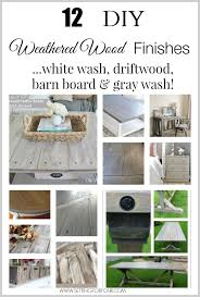 diy weathered wood stain finishes weathered wood grey wash and