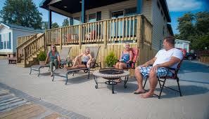 Cottages In Niagara Falls by Lake Erie Beach Resorts U0026 Rv Parks On Lake Erie Sherkston