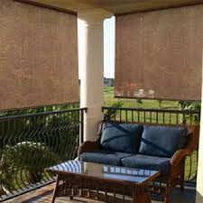 Roll Up Outdoor Blinds 2310010 Sonoma Indoor Outdoor Blinds Fabric Roll Up Sun Shade