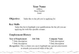 proper resume format how to properly format a resume it resume format resume sles