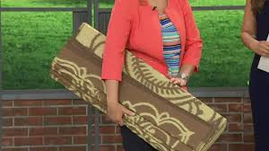 global design 9x9 reversible outdoor mat by patiomats page 1
