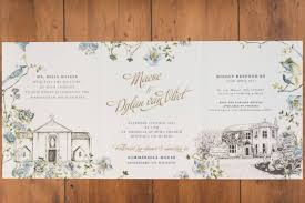 whimsical fairy tale wedding wedding stationery from appleberry