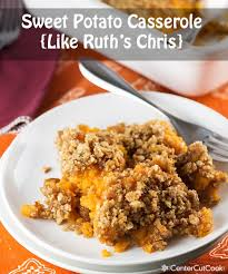 sweet potato casserole like ruth s chris recipe