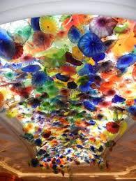 crystals shopping center light installation las vegas las vegas