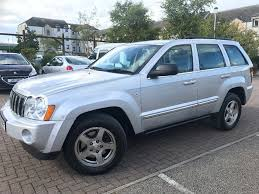 limited edition 08 diesel grand cherokee crd 4x4 full leather