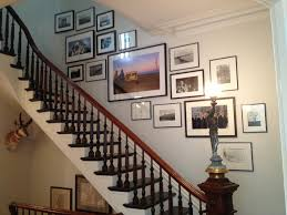 hanging pictures in staircase archives ilevel
