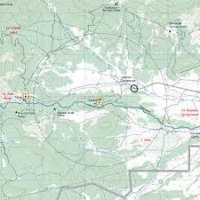 Philmont Scout Ranch Map Zastrow