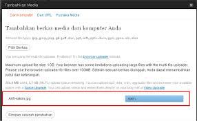 Memasang Foto Gambar Pada Sisi Sidebar WordPress Dengan Wid Text