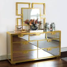 Mirror Dresser Soho Luxe Mirror Dresser Bernhardt