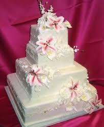 square wedding cakes 9 square wedding cakes with fondant photo square fondant wedding