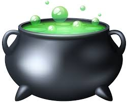 halloween witch pot witches cauldron halloween cartoon clip art wikiclipart