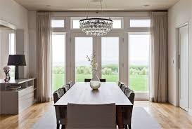 Assorted Crystal Chandeliers In Dining Rooms Home Design Lover - Crystal dining room