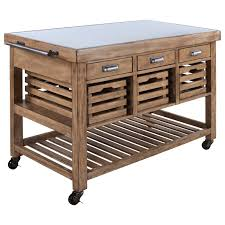 Northeast Factory Direct Cleveland Ohio by Coaster Kitchen Carts 100307 Serving Trolley Northeast Factory