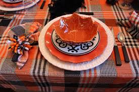 designs by pinky a halloween table for friends