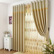 Big Window Curtains Diy Living Room Curtains For Big Windows With White Stained Walls