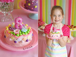 cake ideas for girl grace s cake decorating party glorious treats