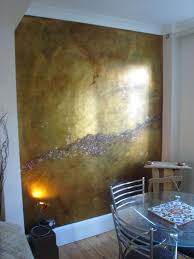 marvelous decoration metallic gold wall paint pleasant awesome