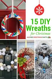 241 best wreath crafts images on pinterest diy christmas wreaths