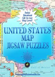 Unites States Map by United States Map Jigsaw Puzzle Jigsaw Puzzles For Adults