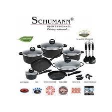 batterie de cuisine en schumann batterie cuisine schumann dans divers achetez au meilleur prix