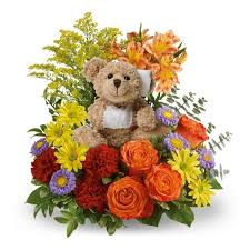 teddy delivery get well teddy delivery at send flowers