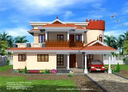 bhk indian style home designed and construction green homes 466776