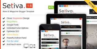 setiva v1 6 responsive magazine blogger template themelock com