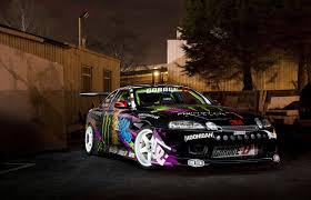 hoonigan cars wallpaper toyota soarer monster energy drift car toyota drift night to hd