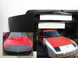 porsche 944 spoiler stoßstange front bumper gfk grp porsche 944 teilecar com