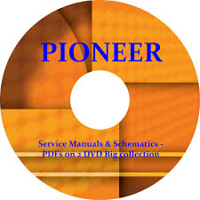 pioneer service manuals u0026 schematics dvd cd 4 48 gb ebay