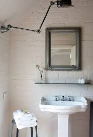 Painting Ideas For Bathroom Painting Brick Walls White U2013 An Increasingly Popular Trend