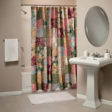 Multi Colored Curtains Multicolored Shower Curtains Hayneedle