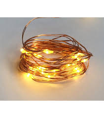 rice lights battery operated bloom room 25ct battery operated rice light strand brown joann
