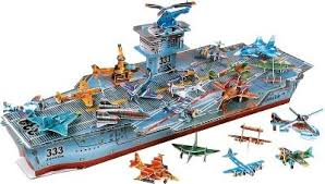 499€ Porteavions puzzle 3D
