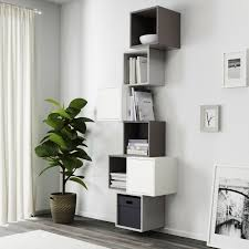 Valje Wall Cabinet Larch White by