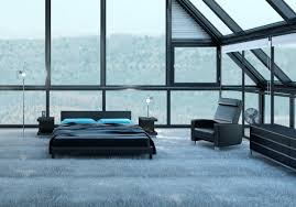 interior minimalist bedroom stylish room apartment home design