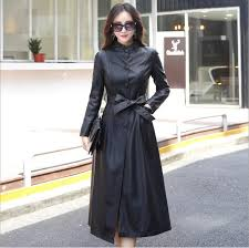 compare prices on women coat leather long online shopping buy low