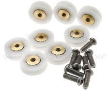 shower door wheels ebay