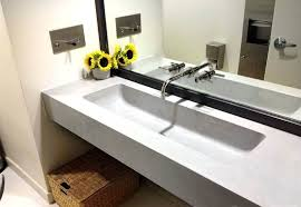bathroom sinks home depot trough bathrooms undermount sink with