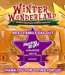 winter manchester rides and attractions the uks