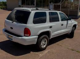 1999 dodge durango rt white dodge durango in colorado springs co for sale used cars