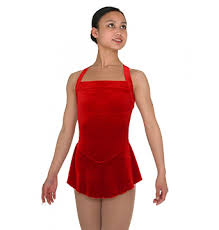 del arbour d56v skating dress for figure skating buy online
